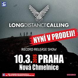 Long Distance Calling <br>Praha 2018