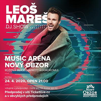 LEOŠ MAREŠ DJ Show