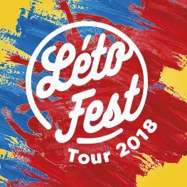 LÉTOFEST 2018 <br>České Budějovice