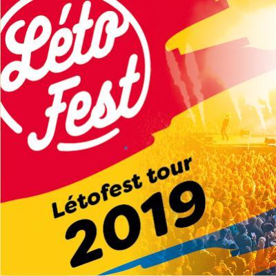 LÉTOFEST 2019 <br>České Budějovice