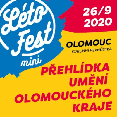 Mini Létofest - Přehlídka umění Olomouckého kraje