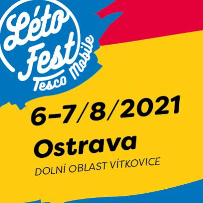 Létofest 06. - 07. 08. 2021 Ostrava