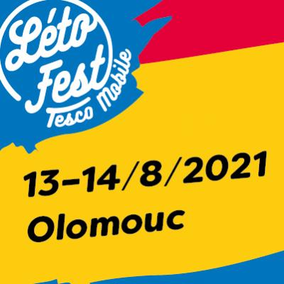 Létofest 13. - 14. 8. 2021 Olomouc
