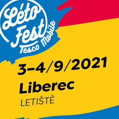 Létofest 3. - 4. 09. 2021 Liberec