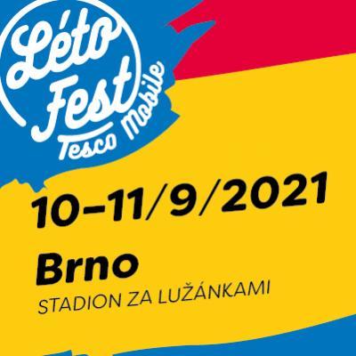 Létofest 10. - 11. 09. 2021 Brno