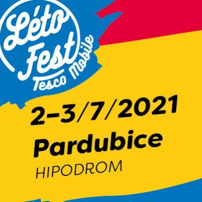 Létofest 2. - 3. 07. 2021 Pardubice