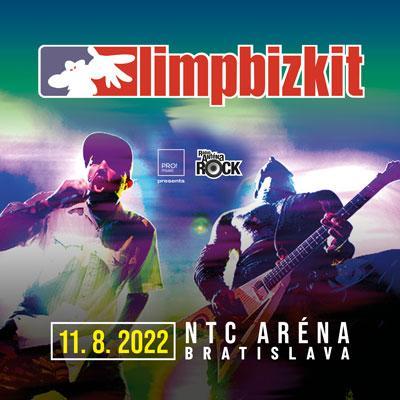 Limp Bizkit Bratislava