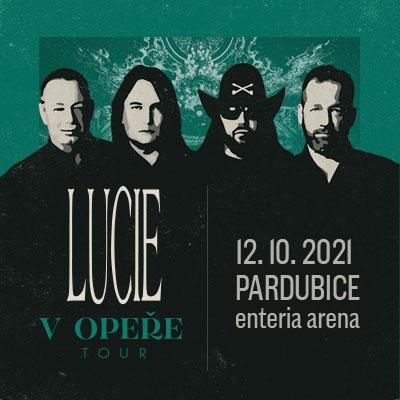 LUCIE V OPEŘE TOUR 2021 / PARDUBICE
