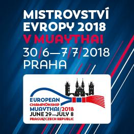 European Championship in muaythai 2018 <br>Prague