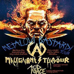 METALOVÍ BASTARDI TOUR 2018