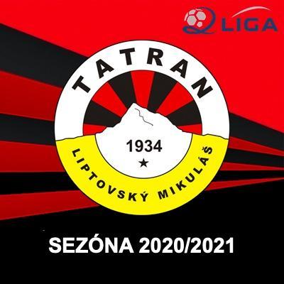 MFK Tatran Liptovský Mikuláš // Sezóna 2020/2021