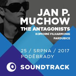 SOUNDTRACK PODĚBRADY <br>Jan P. Muchow <br>The Antagonists