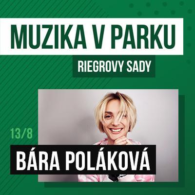 Muzika v parku / Bára Poláková