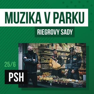 Muzika v parku / PSH