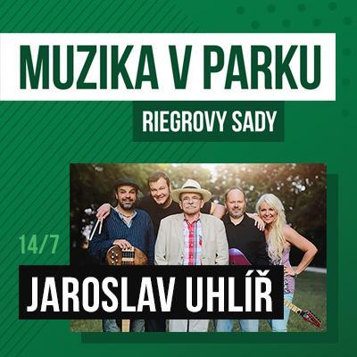 Muzika v parku / Jaroslav Uhlíř