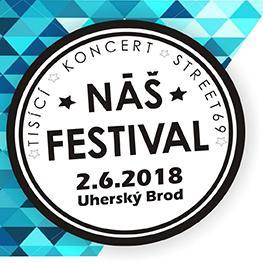 NÁŠ FESTIVAL 2018 Uherský Brod