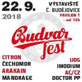 BUDVAR FEST 2018
