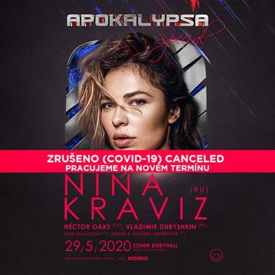 APOKALYPSA Special NINA KRAVIZ: Brno