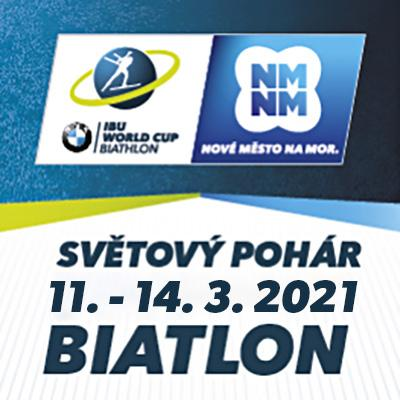 BMW IBU World Cup Biathlon 2021