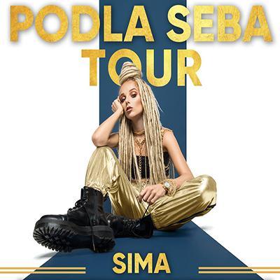SIMA: Podla Seba Tour 2019 - Plzeň