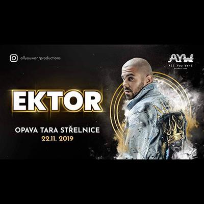 EKTOR - All you want productions on tour - Opava