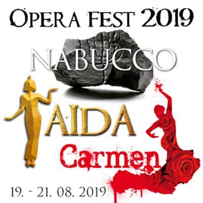 OPERA FEST 2019 / PRAHA - CARMEN
