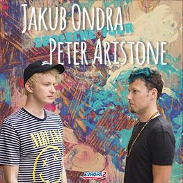 PETER ARISTONE + JAKUB ONDRA<br> PRAHA