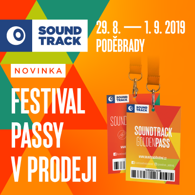 SOUNDTRACK Poděbrady 2019 <br>SOUNDTRACK Pass fanouška
