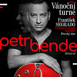 PETR BENDE & band a hosté <br>Vánoční turné 2017 <br>Blansko