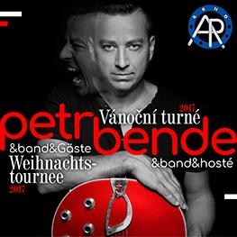 PETR BENDE & band a hosté - Vánoční turné 2017 - Vídeň
