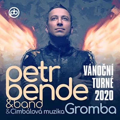 PETR BENDE & band a hosté - Vánoční turné 2021 Třebíč