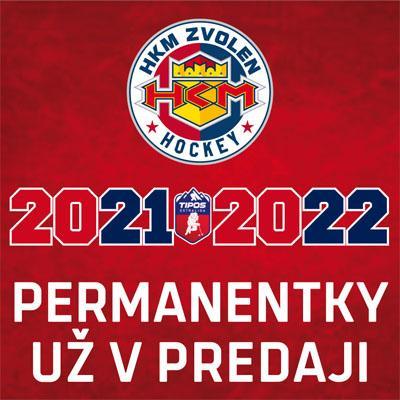 HKM ZVOLEN PERMANENTKY 2021/2022