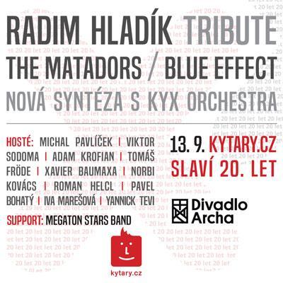 Nová syntéza: Radim Hladík Tribute