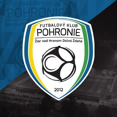 FK Pohronie // Permanentky // Sezóna 2019/2020