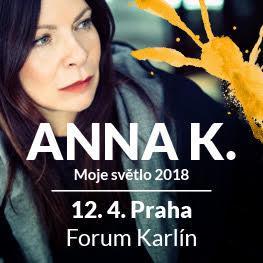 Anna K. <br>Moje Světlo 2018 <br>Praha