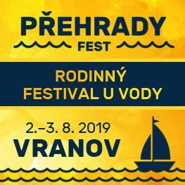 PŘEHRADY FEST 2019 <br>Vranov