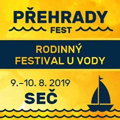 PŘEHRADY FEST 2019 Seč