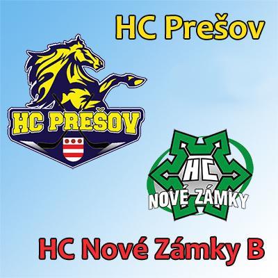 HC Prešov - HC Nové Zámky B 20.02.2019