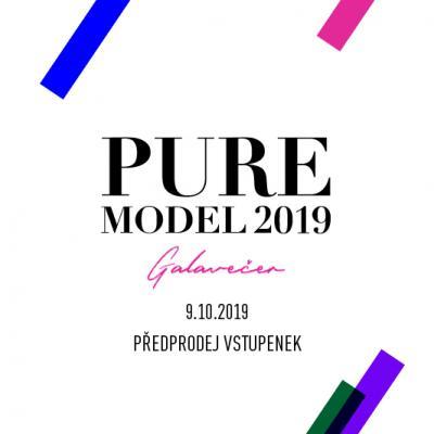 Pure Model 2019, Galavečer