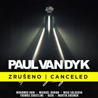 PAUL VAN DYK - Guiding light album tour 2020