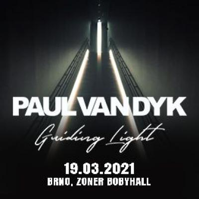 PAUL VAN DYK - Guiding light album tour 2021