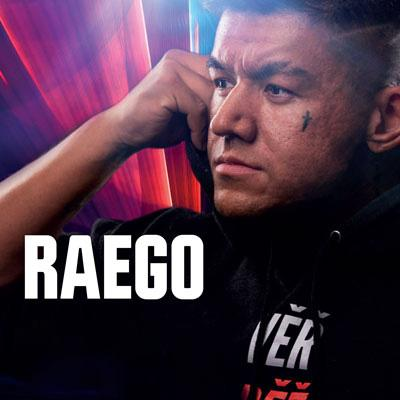 RAEGO Live v Gauči