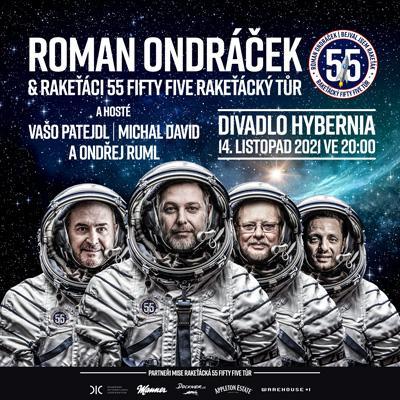 Roman Ondráček a Rakeťáci
