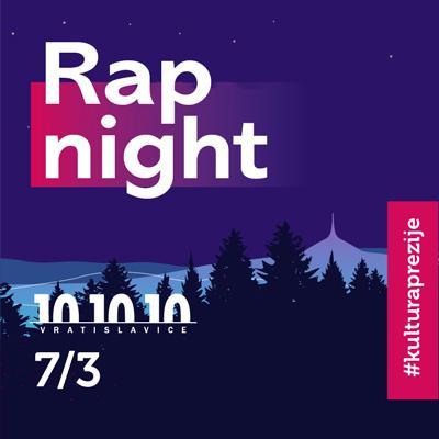 ONLINE / RAP NIGHT