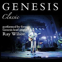 RAY WILSON <br>GENESIS