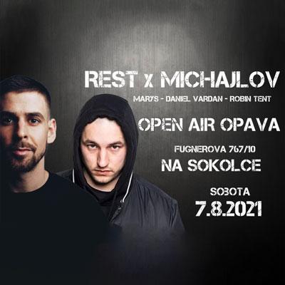 Rest x Michajlov // OpenAir Opava // 07.08.2021