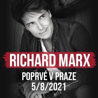 Richard Marx - Praha 05. 08. 2021