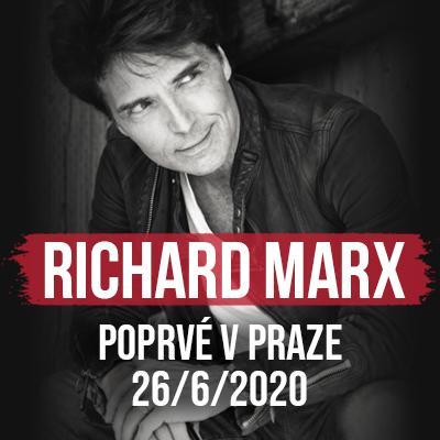 Richard Marx - Praha