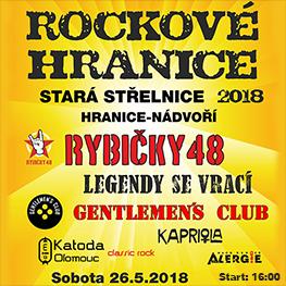 ROCKOVÉ HRANICE 2018