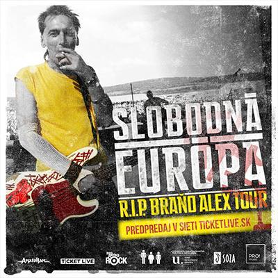 Slobodná Európa + Dorota Nvotová Bratislava